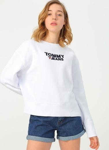 Tommy Hilfiger Sweatshirt Renksiz